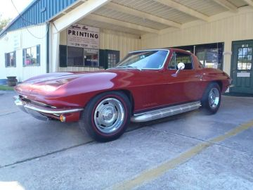 67 Stingray - Headliner