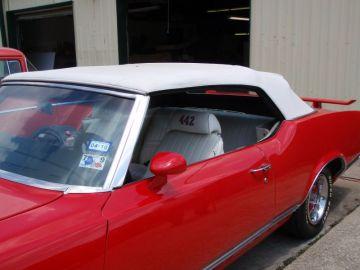 71 Olds Cutlass