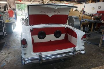 Chevy Bel Air Trunk