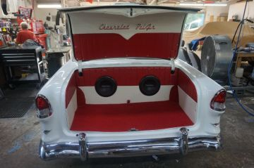 Chevy Bel Air Trunk