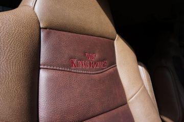 Custom King Ranch F250