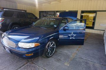 Dallas Cowboy Buick