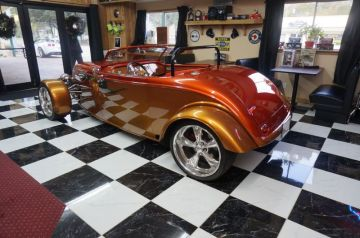 Ford Factory 5 Roadster