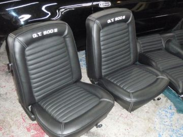 GT 500 Seats