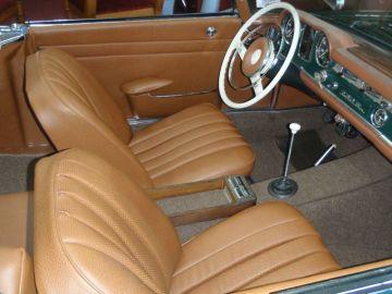 Henk's 64 Benz