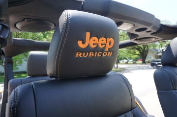 Jeep Rubicon Custom
