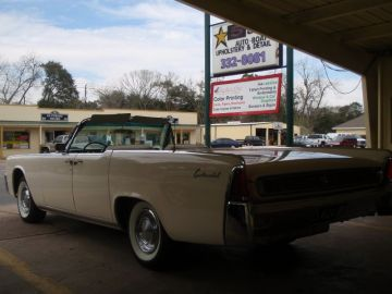 Mark's 62 Lincoln Sleeper