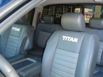 Nissan Titan Custom
