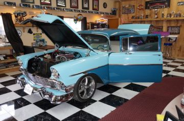 Ron's 56 Chevy Bel Air_10