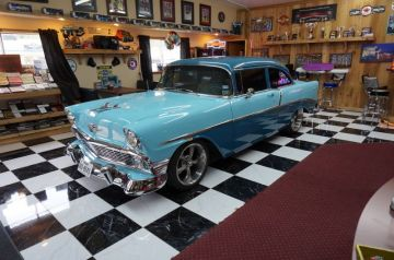Ron's 56 Chevy Bel Air _1
