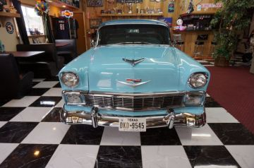Ron's 56 Chevy Bel Air _2
