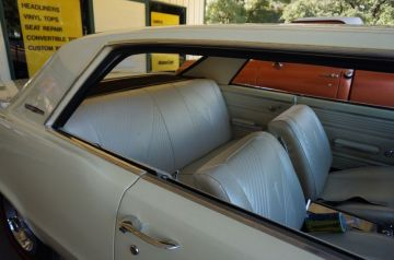 Royal Bobcat GTO - Seat Covers