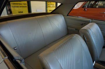 Royal Bobcat GTO - Seat Covers