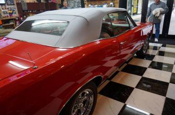Seller's 67 GTO
