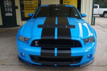 Shelby GT500 - Inserts