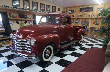 Staley's '53 Chevy PU
