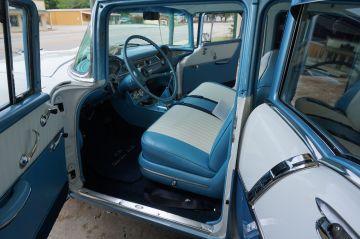 The Bentley's Classic 56 Bel Air