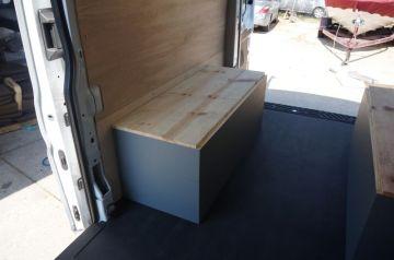 Van Insulate, Headliner & Bench