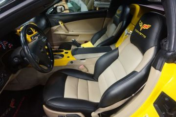 Yellow/Black Grand Sport Custom