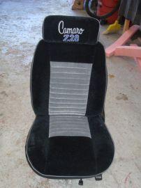 Z28 Seats