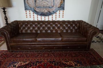 Beautiful Leather Couch_1
