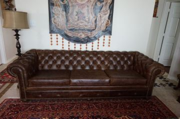 70's Couch - Custom Rebuild