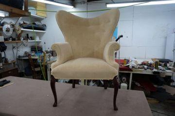 Antique Chair Modernized