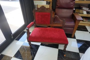 Antique Telephone Chair