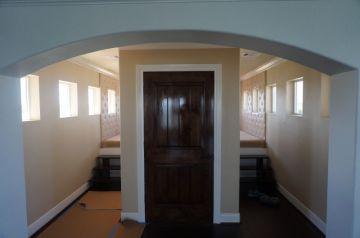Custom Bedroom & Walls