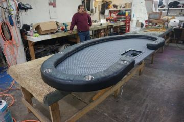 Gator Poker Table