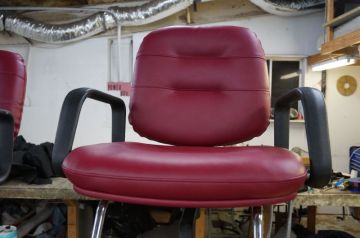 Hair Salon Chair _1