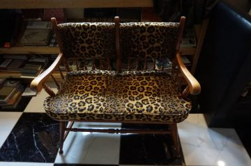 Leopard Bench_1