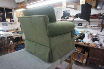 Olive Green Chair_2