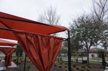 Outdoor Awnings & Curtains