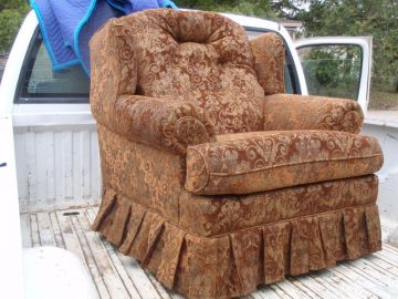 Oversize Chair
