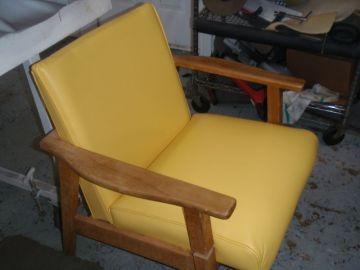 Taos Canary Chair