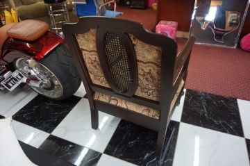 Wicker Back Chair_2