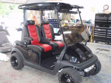 100th Anniversary Vette Cart