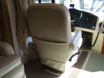 Custom RV Interior