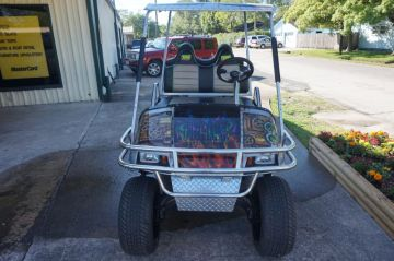 Franks Body Shop Custom Cart_3