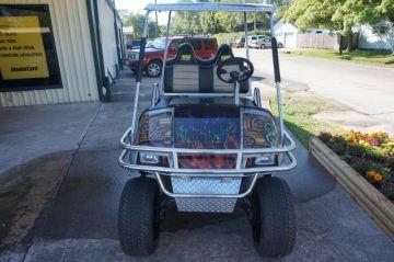 Franks Body Shop Custom Cart