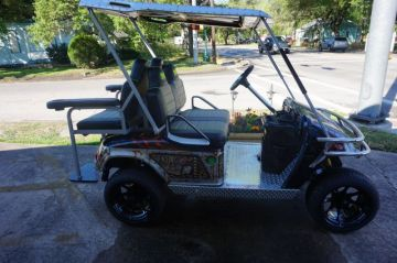 Franks Body Shop Custom Cart_4