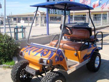 Golf Carts of Texas - Cool Carts!!