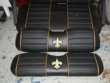 New Orleans Saints Cart