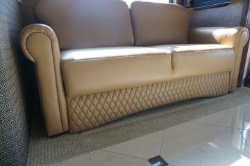 RV Couch & Buckets