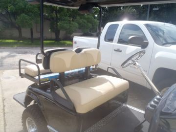 The Golf Carts Done :)